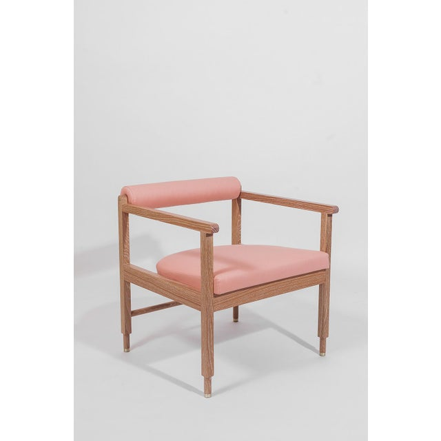 Not Yet Made - Made To Order Volk Furniture St. Charles Armchair For Sale - Image 5 of 5