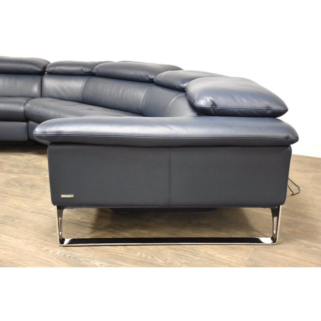 "2000 - 2009 Roche Bobois ""Cinetique"" Reclining Modular Sofa For Sale - Image 5 of 13"