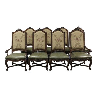 Henredon Hand-Made Dining Chairs - Set of 8