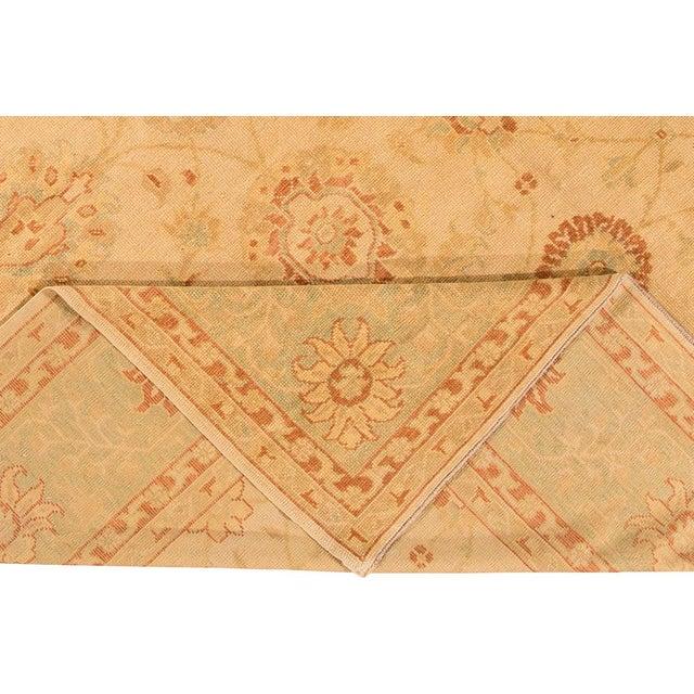 Apadana - 21st Century Turkish Oushak Rug, 9.05' X 13' For Sale - Image 4 of 5
