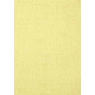 Thibaut Bankun Apple Green Basketweave Wallpaper For Sale