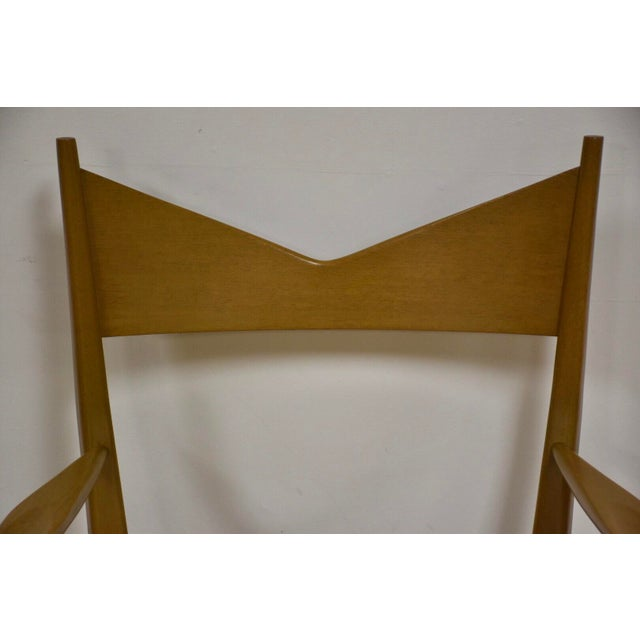 Dining Table and Chairs by Paul McCobb - Set of 7 For Sale - Image 11 of 13