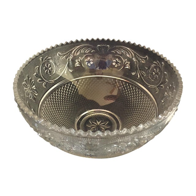 "Baccarat ""Arab"" Bowl For Sale"