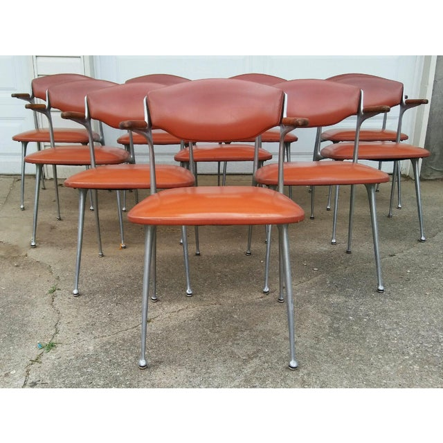 An incredible find for Habitat Gallery, we have Shelby Williams Gazelle armchairs available! All chairs are in original...