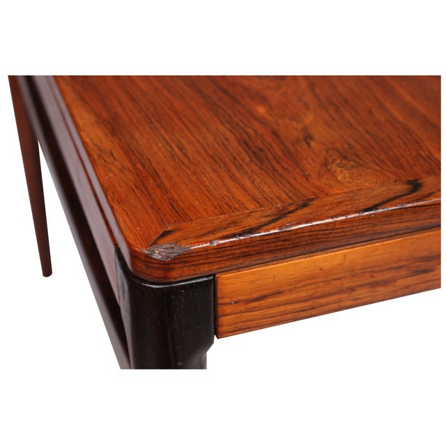 Danish Mobler Rosewood Coffee Table - Image 3 of 5
