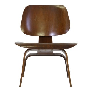 Early Eames LCW Side Chair