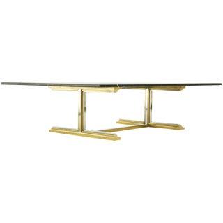 Alain Delon Cocktail Table For Sale