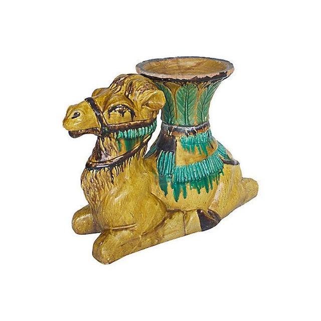 Terracotta Camel Planter For Sale - Image 13 of 13