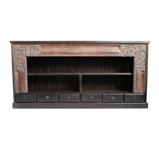 Architectural Bookcase Shelf For Sale