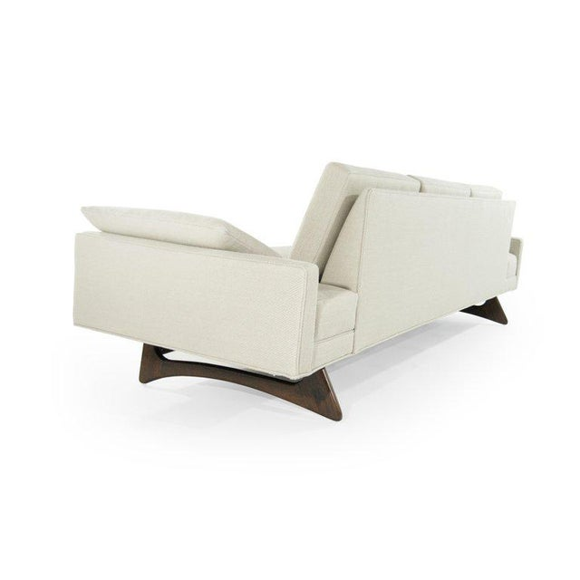 Craft Associates Adrian Pearsall for Craft Associates Model 2408 Sofa For Sale - Image 4 of 12