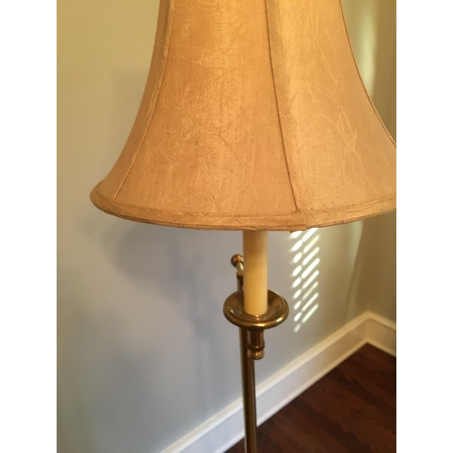 Vintage Bent Arm Floor Lamp - Image 9 of 9