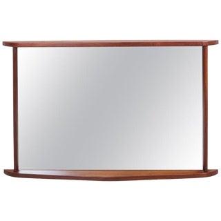 Walnut Mirror by George Nakashima for Widdicomb For Sale