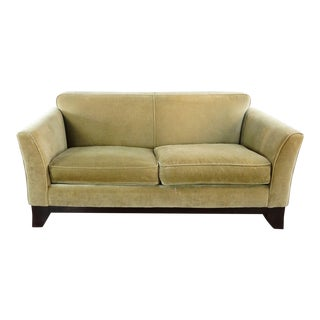 Pottery Barn Upholstered Sofa For Sale