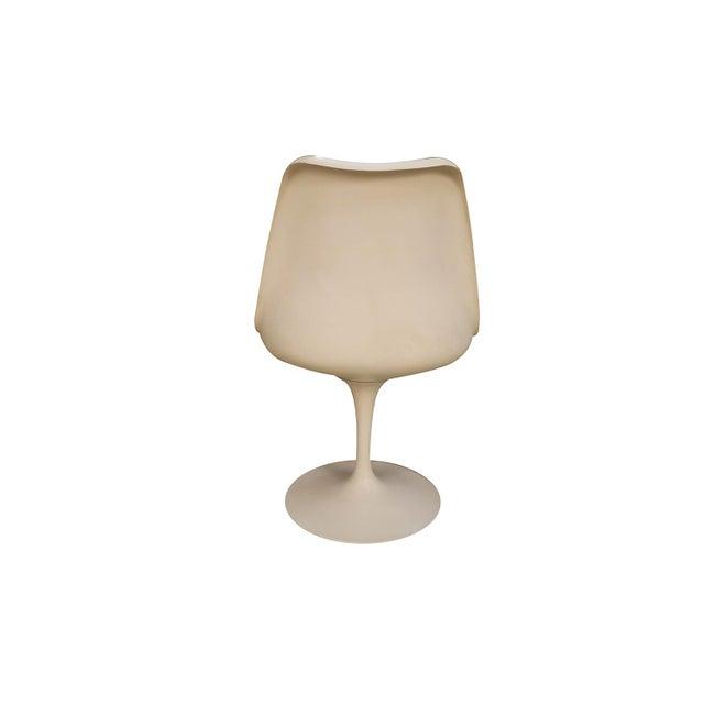 1960s Four Knoll Eero Saarinen Swivel Tulip Chairs For Sale - Image 5 of 12