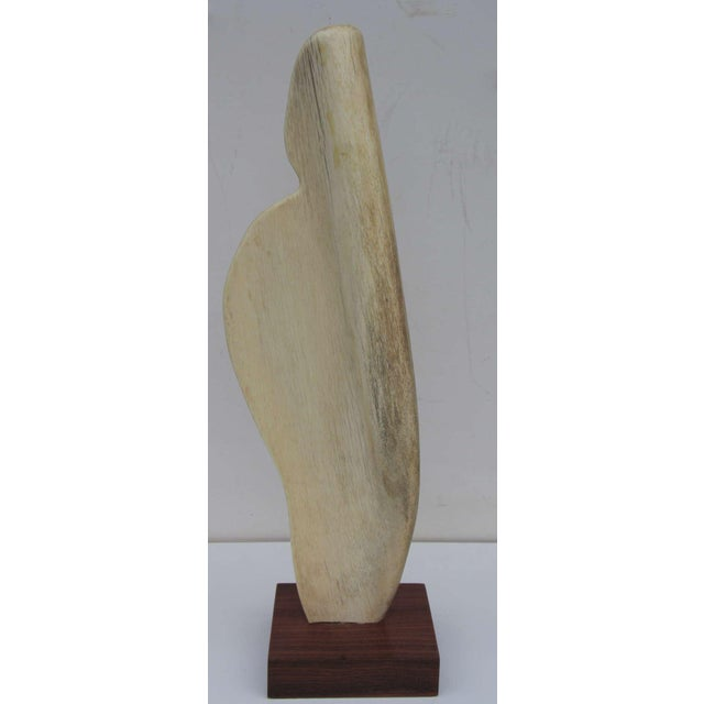 Alex Taller Abstract Bone Sculpture For Sale - Image 4 of 10
