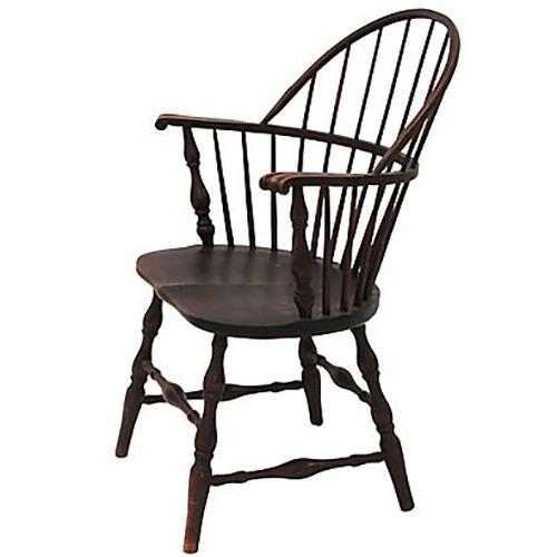 Antique Heywood Wakefield Windsor Chair - Image 3 of 5 - Antique Heywood Wakefield Windsor Chair Chairish