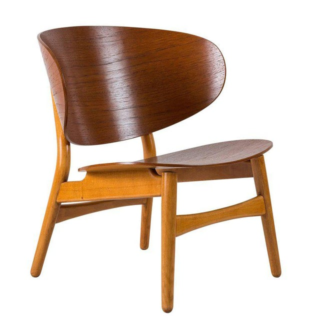 "Hans Wegner ""Shell"" Chair Model FH-1936 - Image 2 of 10"