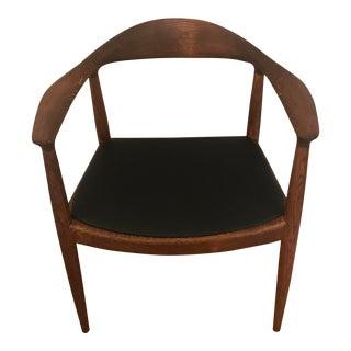 Hans J Wegner by Johannes Hansen Round Chair
