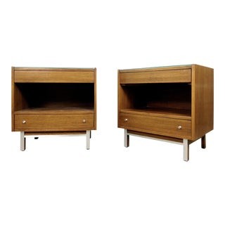 1950s Mid-Century Modern American of Martinsville Nighstands - a Pair