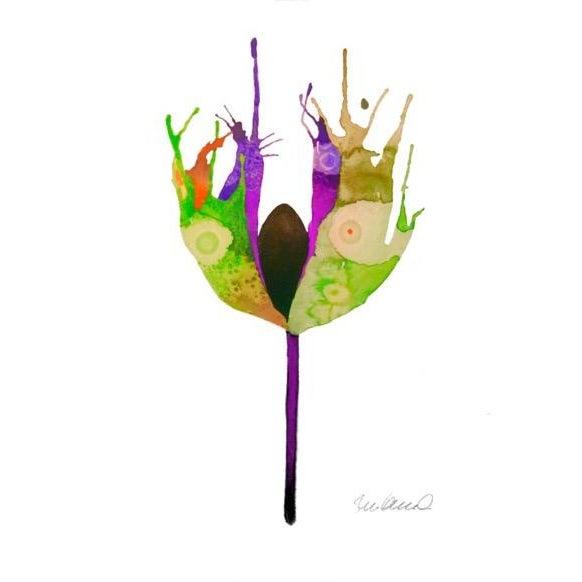 Botanical Prints - Set of 6 - Image 7 of 8