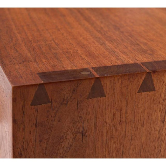 Kornblut Case by George Nakashima, 1970s For Sale In Santa Fe - Image 6 of 8