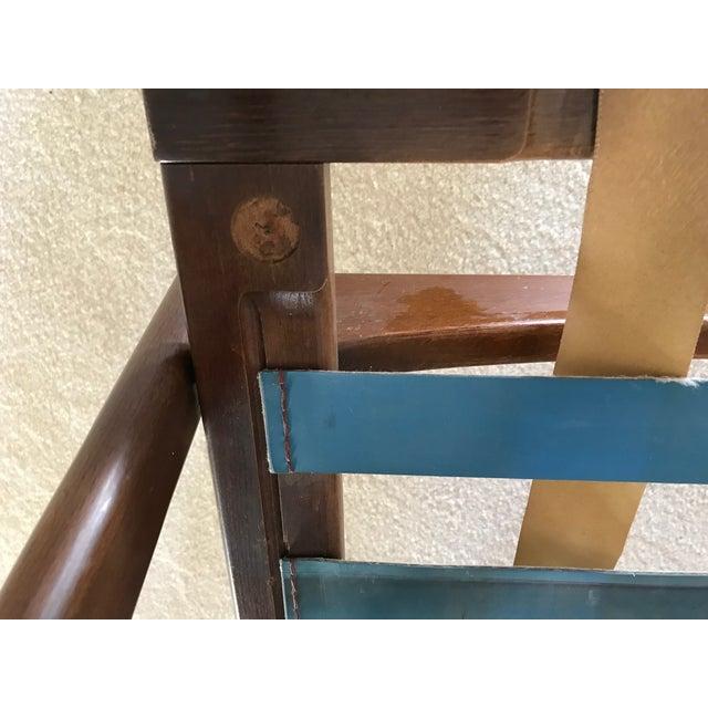 Selig Danish Modern Z Chair - Image 8 of 8