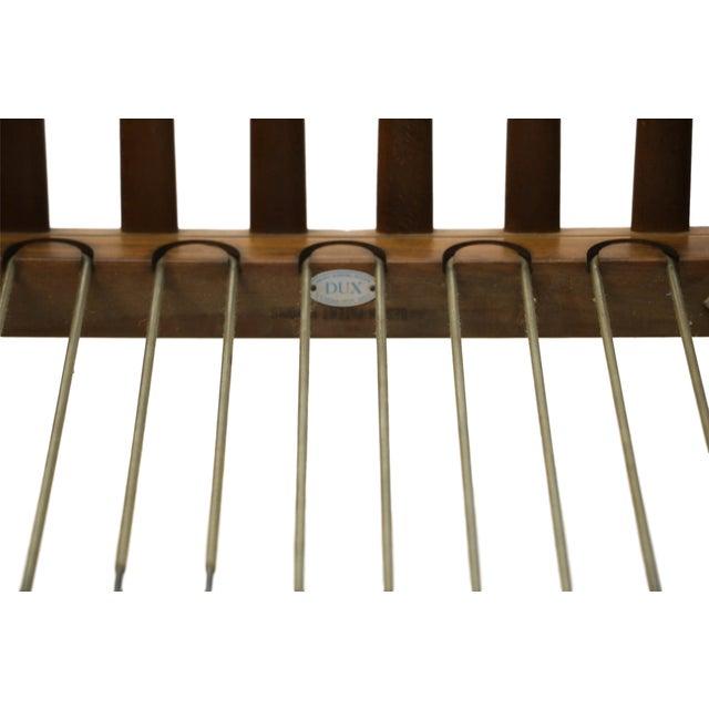 Pair Folke Ohlsson Dux Scissor Lounge Chair - Image 10 of 10