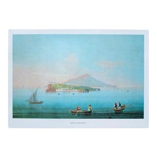 """1964 """"Ischia Island"""", Original Lithograph For Sale"""
