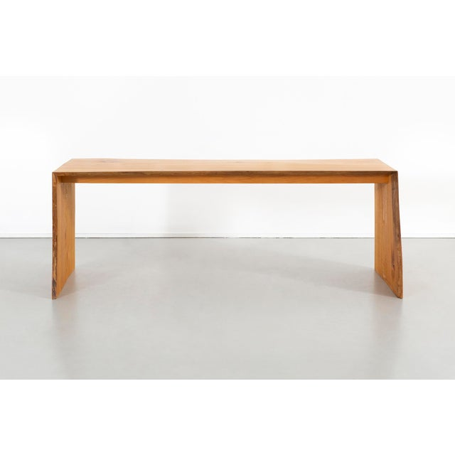 Contemporary It Elmwood Bench For Sale - Image 4 of 12