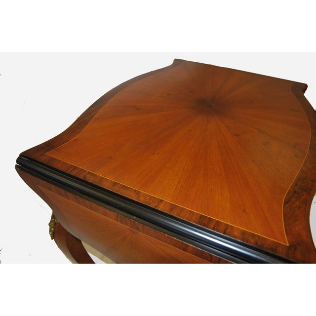 Antique French Drop Leaf Table - Image 3 of 6