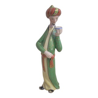 Vintage Herend Persian Figure For Sale