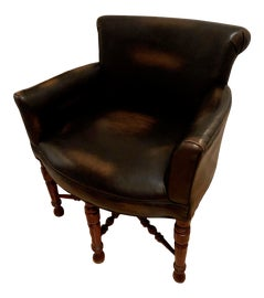 Image of Victorian Club Chairs