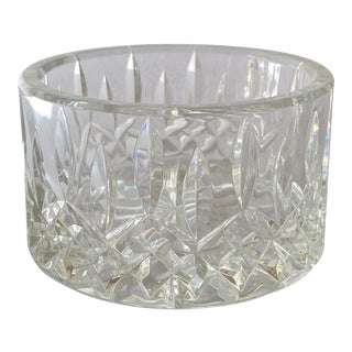 Waterford Crystal Wine Holder For Sale