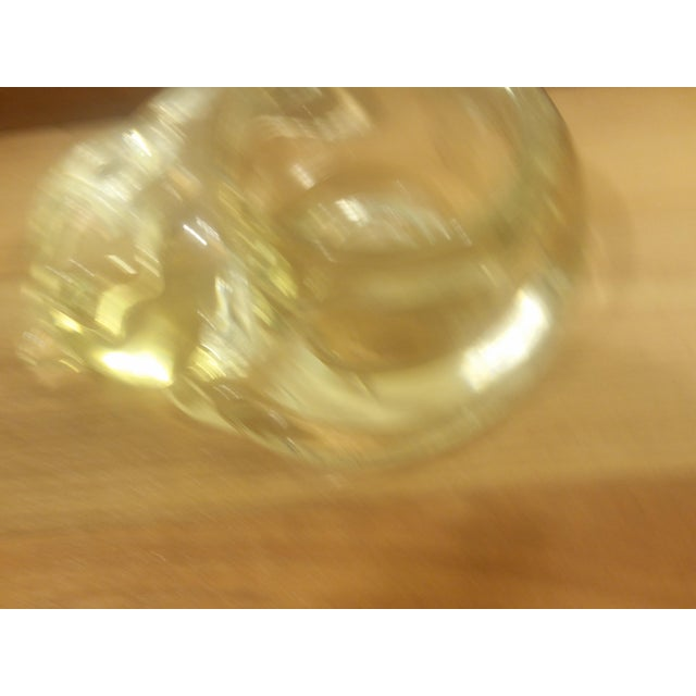 Clear Glass Animal Candle Holders - Set of 3 - Image 8 of 8