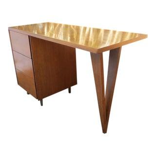 Mid Century Modern John Stuart Writing Desk For Sale