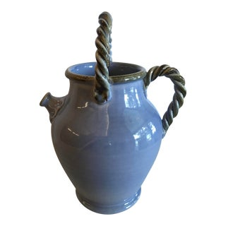 20th Century Italian Jug Style Ewer Pitcher For Sale
