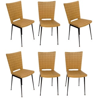 Set of Six Mid-Century Dining Chairs. We Have Two Sets of Six. For Sale