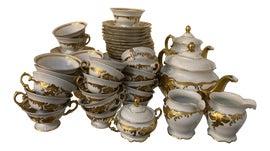 Image of Ivory Tea Sets