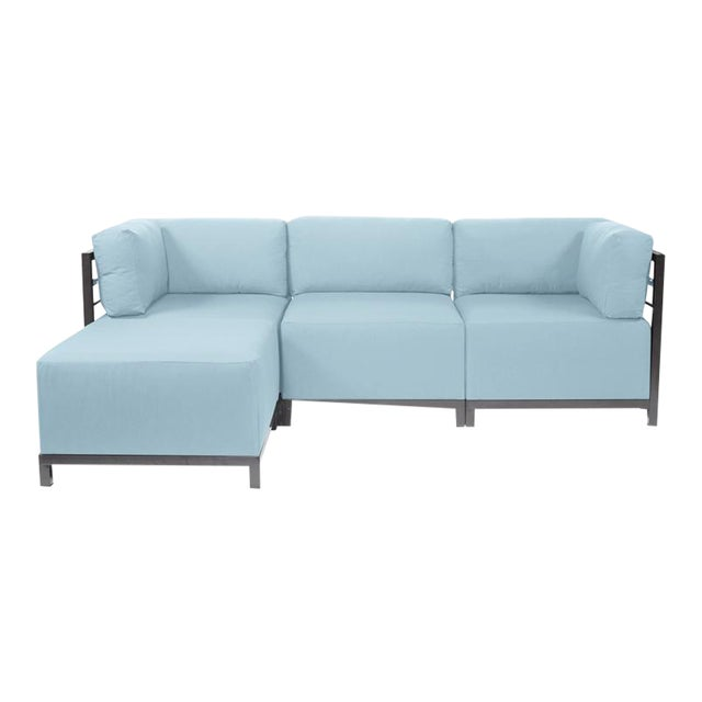 Urban Patio 4 Pc Sectional Sofa from Kenneth Ludwig Chicago For Sale