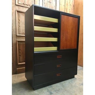 Harvey Probber Rosewood and Ebonized Mahogany Chest Preview