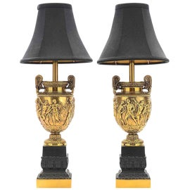 Image of Torchiere Table Lamps