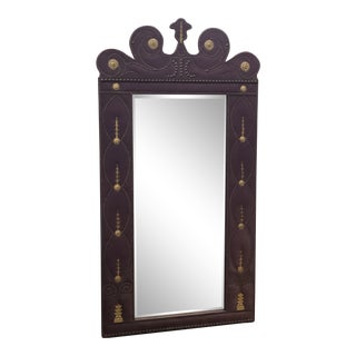 Raymond Waits Regal Purple Mirror For Sale