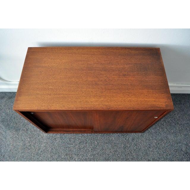 Mid-Century Modern Walnut Cabinet - Image 7 of 10