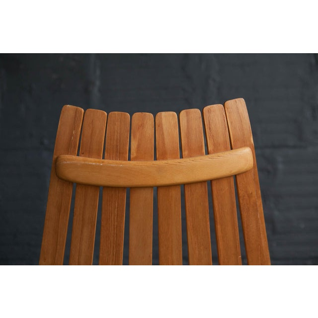 Hans Brattrud Scandia Chairs - Pair - Image 8 of 9