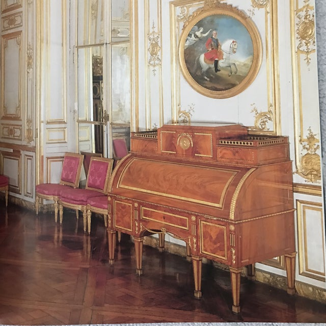 'Splendours of Versailles' Hardcover Book For Sale - Image 4 of 11