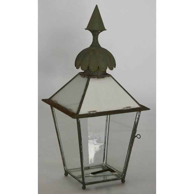 Traditional 19th Century Pair of Victorian Gasolier Lanterns For Sale - Image 3 of 8