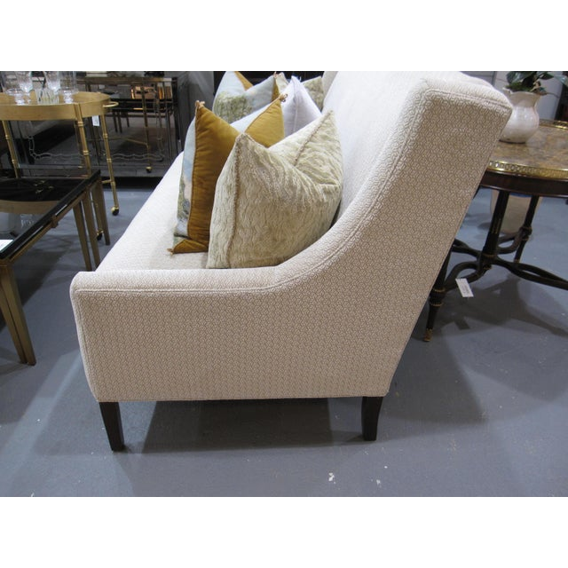 Hickory White Hickory White Upholstered Loveseat Sofa For Sale - Image 4 of 7