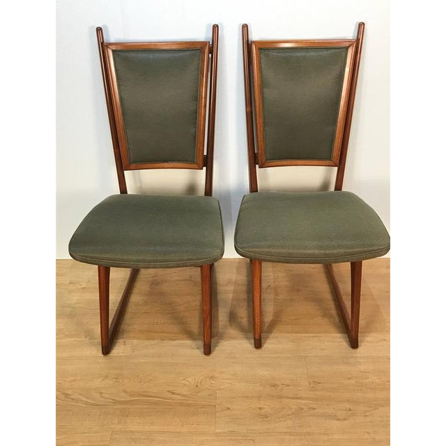 Vladimir Kagan Dining Chairs - Set of 4 For Sale - Image 5 of 10