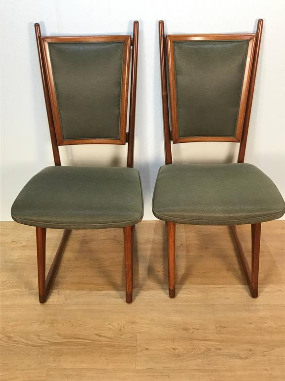 Vladimir Kagan Dining Chairs   Set Of 4 For Sale   Image 5 Of 10