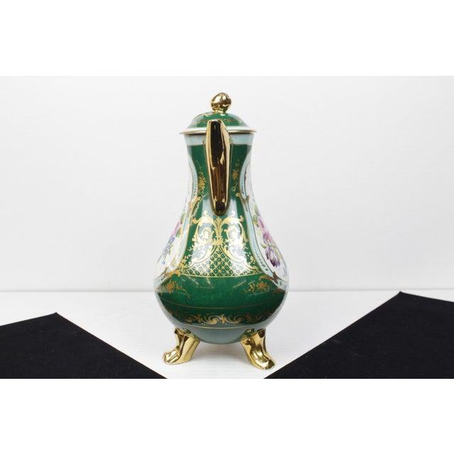 Paris Teapot For Sale - Image 4 of 10